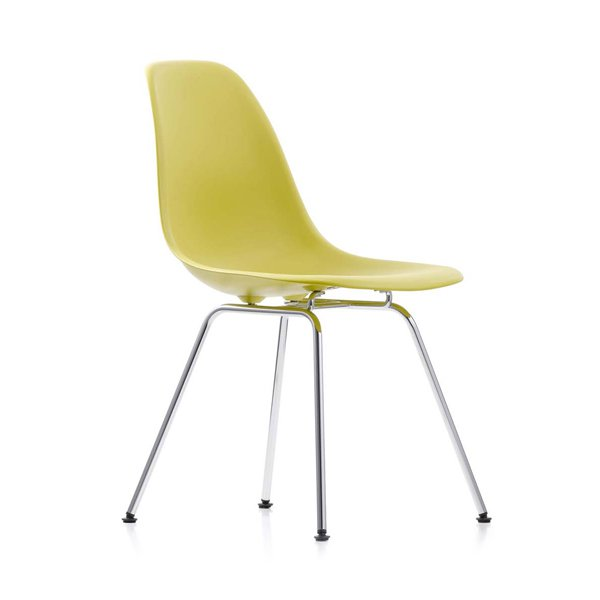 Poly and Bark Eames Style Molded Plastic