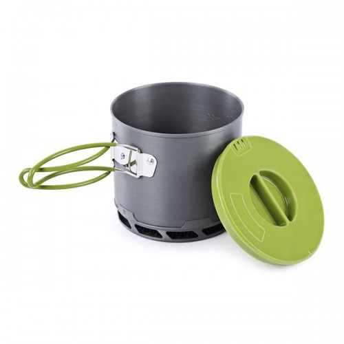 1 - 2 Person Outdoor Camping Cooking Pot
